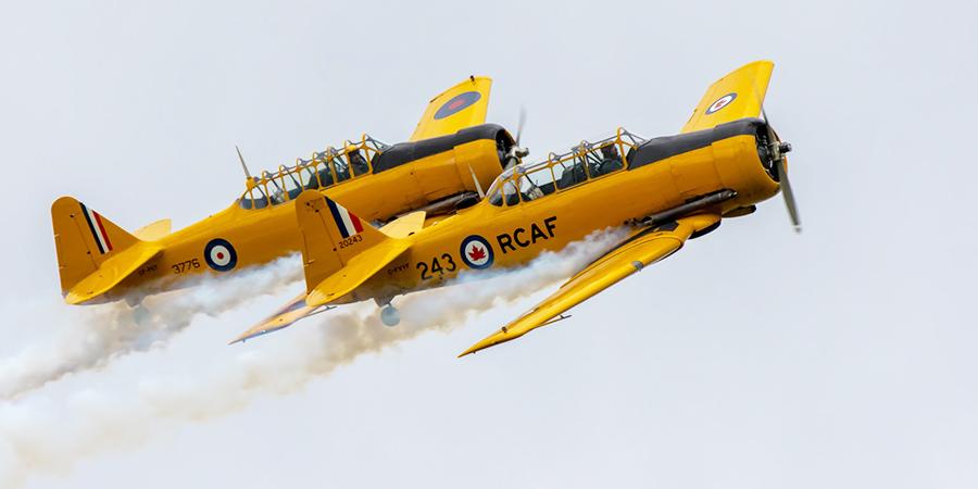 Yellow Thunder Harvard Formation Team